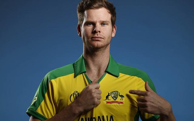 Australian ODI World Cup Portrait Session