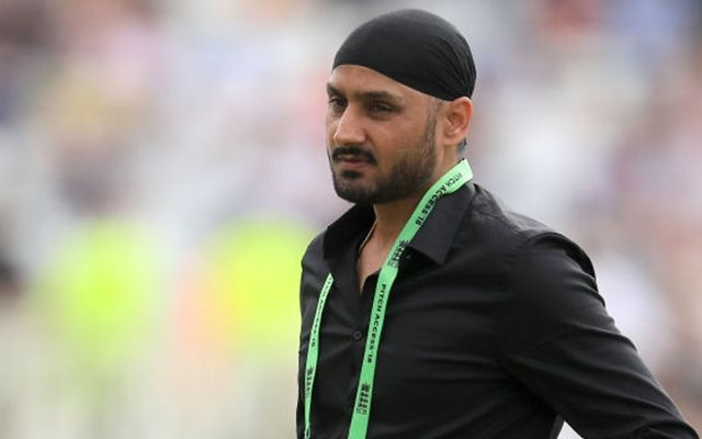 Commentator Harbhajan Singh (Photo by Mike Egerton/PA Images via Getty Images)