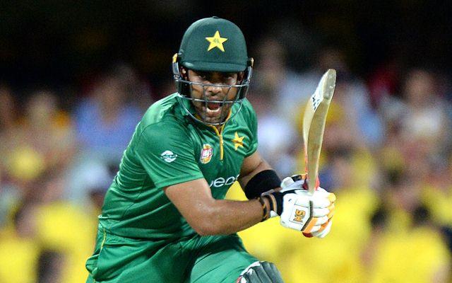 Umar Akmal of Pakistan. (Photo by Bradley Kanaris/Getty Images)