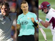 Sam Curran, Tom Curran and Ben Curran
