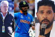 Dean Jones, Rishabh Pant, Yuvraj Singh