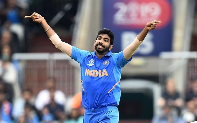 Jasprit Bumrah world cup 2019