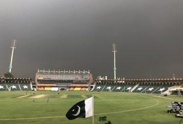 Karachi stadium