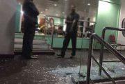 Nidahas Trophy glass break incident