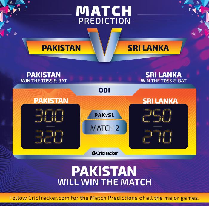 PAKvSL-2nd-ODI-Match-Prediction-Pakistan-VS-Sri-Lanka