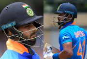 Rishabh Pant and Shreyas Iyer