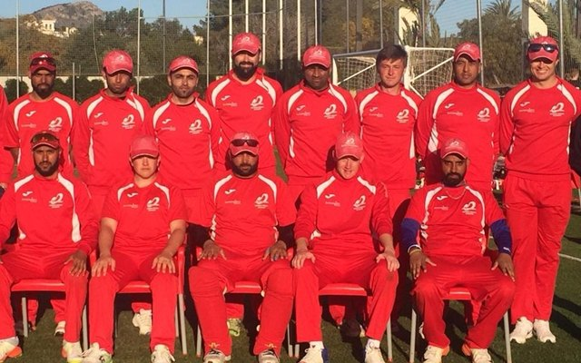 Spain cricket team