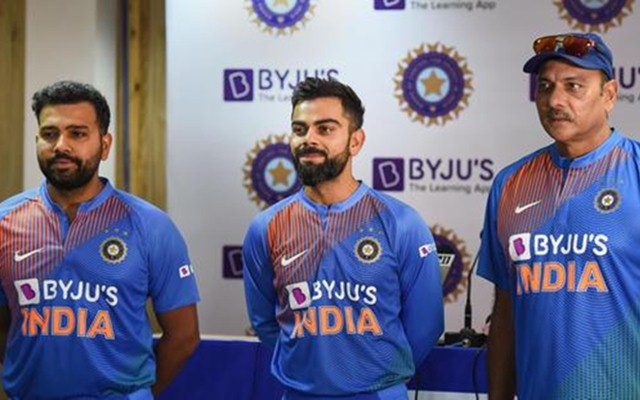 Team India jersey