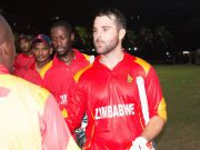 Zimbabwe players