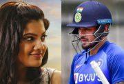Ashrita Shetty and Manish Pandey