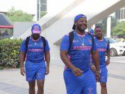 Bermuda players