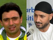 Harbhajan Singh - Saqlain Mushtaq