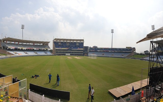 JSCA Stadium Ranchi