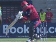 Jersey Cricketer