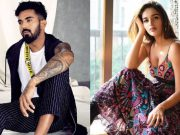KL Rahul and Nidhhi Agerwal