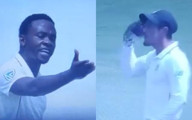 Kagiso Rabada and Quinton de Kock