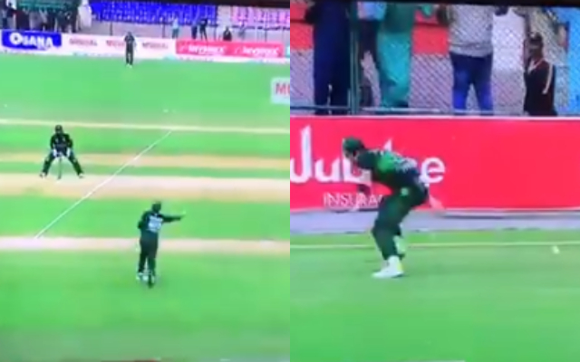 Pakistan fielding