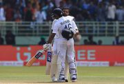 Rohit Sharma and Mayank Agarwal