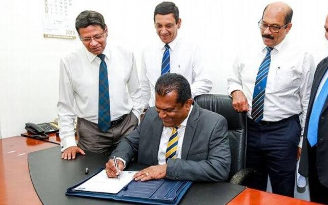 SLC President Shammi Silva