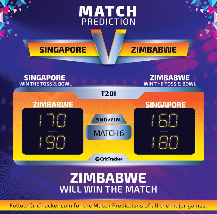 SNGvZIM-Match-6-Tri-series-Match-Prediction-Singapore-vs-Zimbabwe