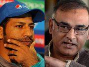 Sarfaraz Ahmed and Aamer Sohail