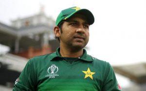 Sarfaraz Ahmed tweets