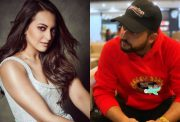 Sonakshi Sinha and Suresh Raina Bollywood