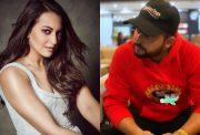 Sonakshi Sinha and Suresh Raina Bollywood