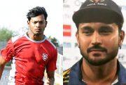 Ankit Rajpoot and Manish Pandey