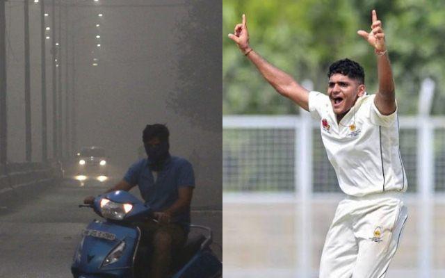 Delhi Smog and Tushar Despande