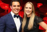 Ellyse Perry and Matt To'omua