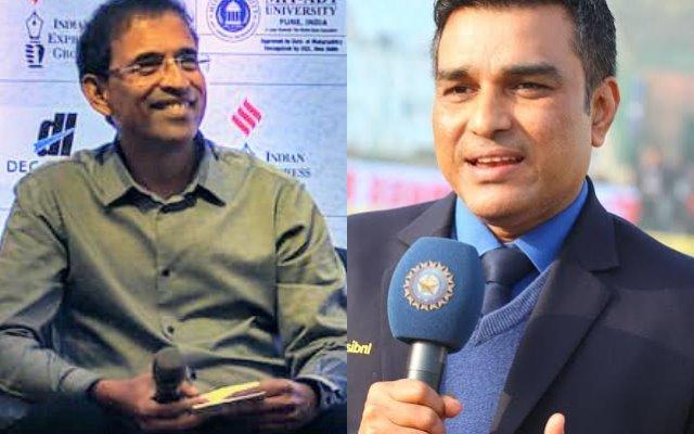Harsha Bhogle and Sanjay Manjrekar
