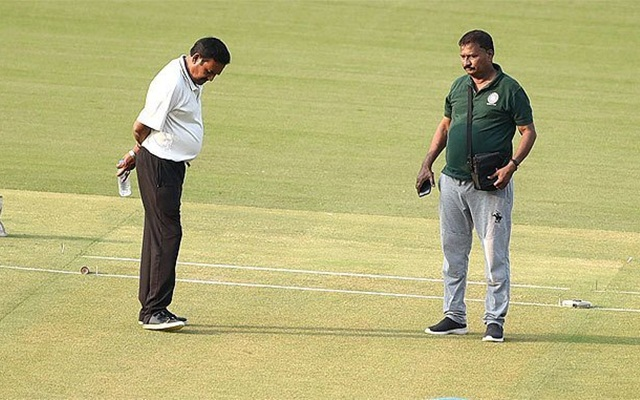 Indore pitch