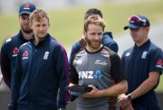 Joe Root and Kane Williamson
