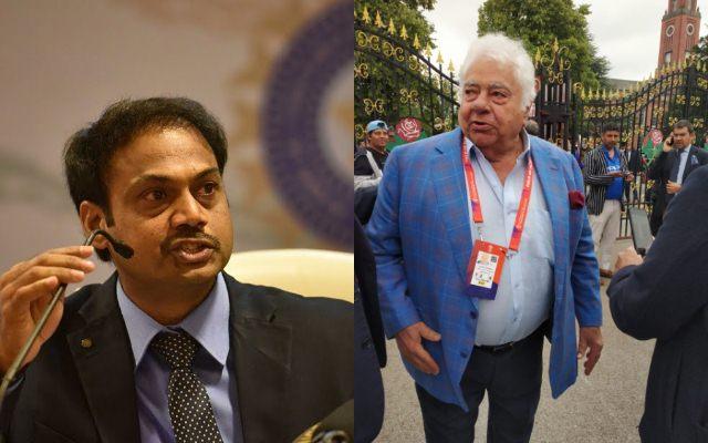 MSK Prasad and Farokh Engineer