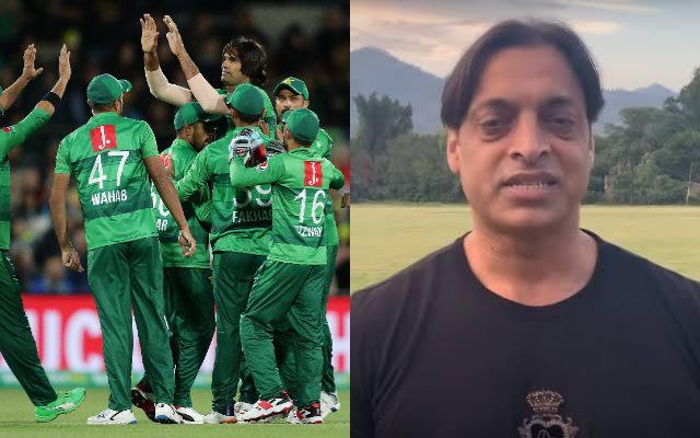 Pakistan Cricket Team and Shoaib Akhtar