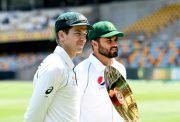 Tim Paine and Azhar Ali