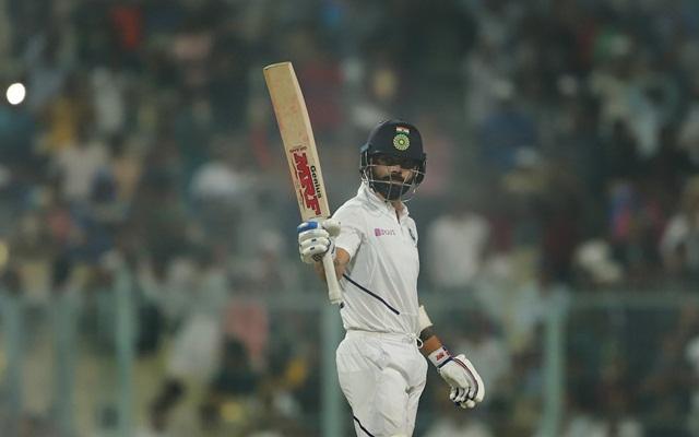 Virat Kohli's century