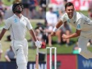 Colin de Grandhomme and Trent Boult