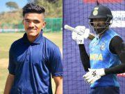 Divyansh Joshi and Hardik Pandya