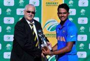 Divyansh Saxena India U19