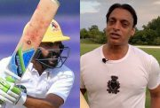 Fawad Alam and Shoaib Akhtar