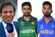 Harsha Bhogle, Babar Azam and KL Rahul
