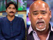 Javed Miandad and Vinod Kambli