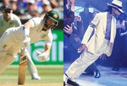 Matthew Wade and Michael Jackson