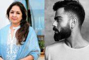 Neena gupta and Virat Kohli