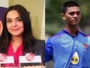Priety Zinta and Yashasvi Jaiswal