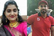 Priyanka Reddy and Irfan Pathan