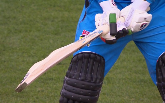 Rashid Khan's bat