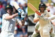 Steve Smith and Kane Williamson